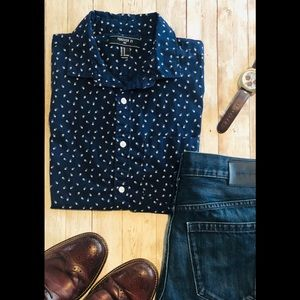 Forever 21- Button Up Polo